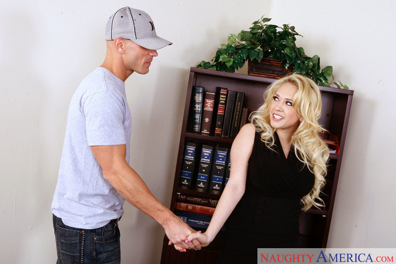 Naughty Office - Kagney Linn Kar