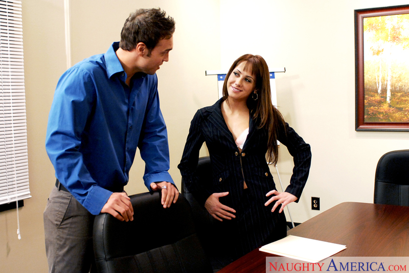 Naughty Office - Nikki Kane & Ro
