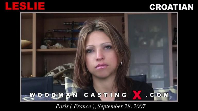 Leslie casting