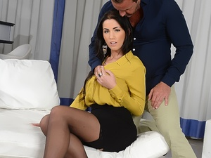 Stress Relieving Anal Scène 1