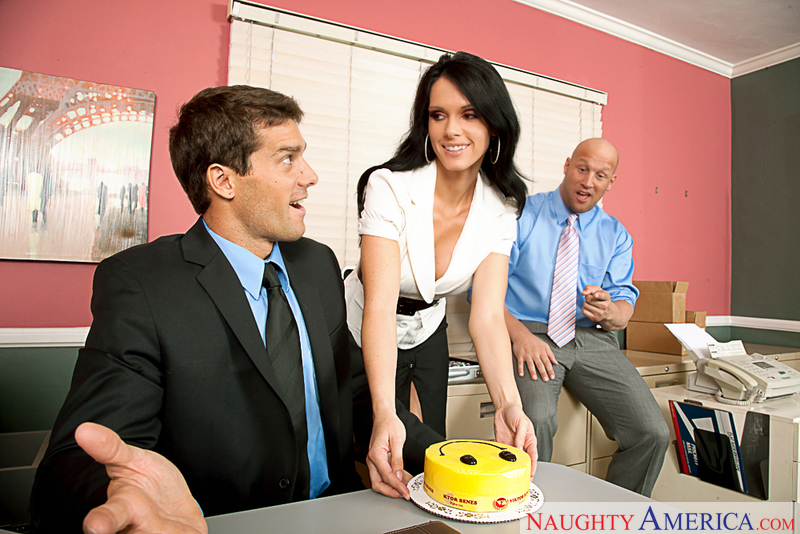 Naughty Office - Jennifer Dark &
