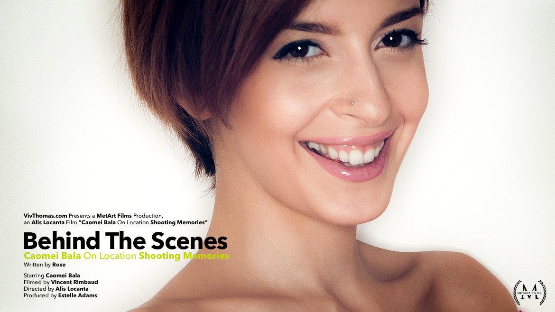 Behind The Scenes: Caomei Bala S