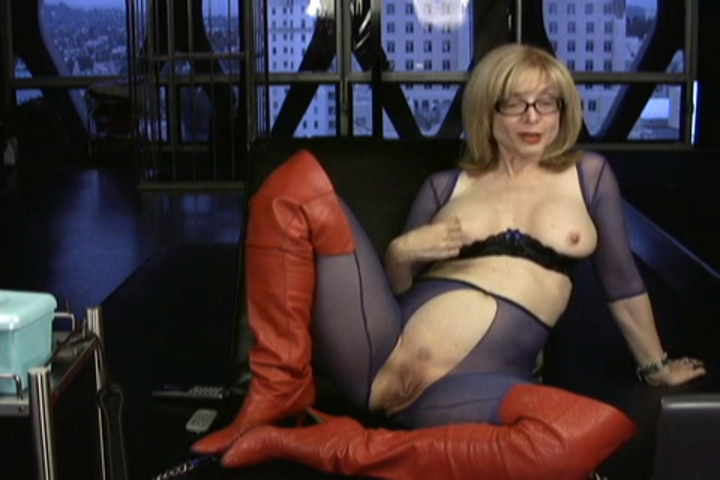 Nina Hartley Solo 7