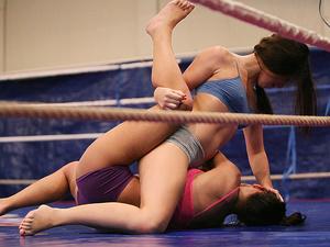Nude Fight Club presents Tiffany
