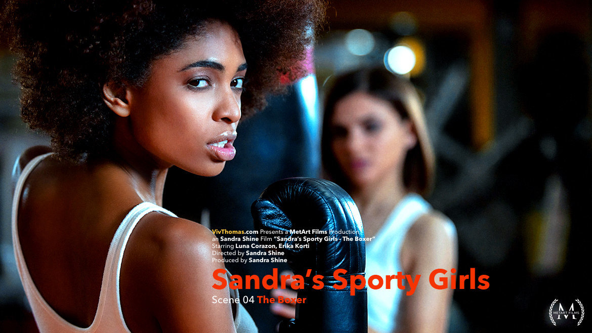 Sandra's Sporty Girls Episode 4