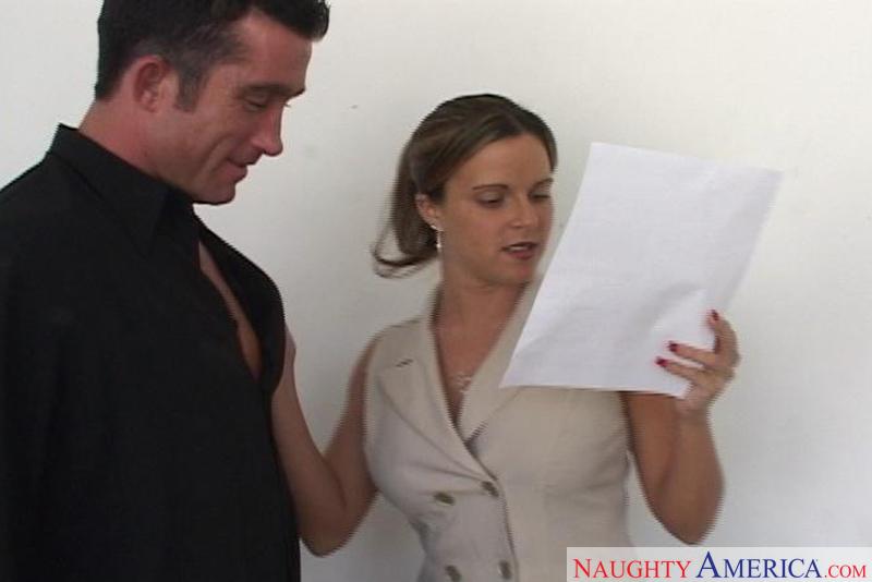 Naughty Office - Daisy Duxe & Bi