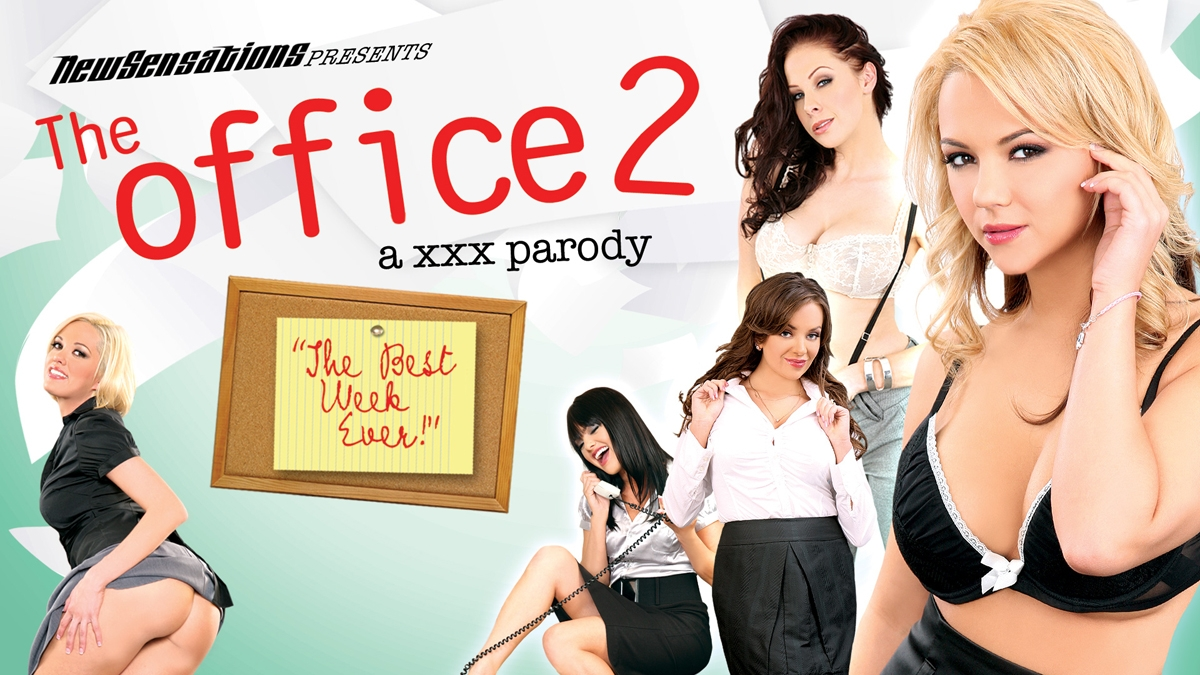 The Office #2: A XXX Parody