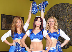 Transsexual Cheerleaders #02