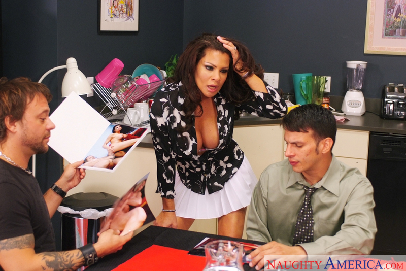 Diary of a Milf - Teri Weigel &