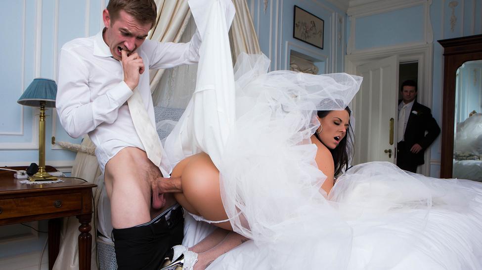 Big Butt Wedding Day Scène 1