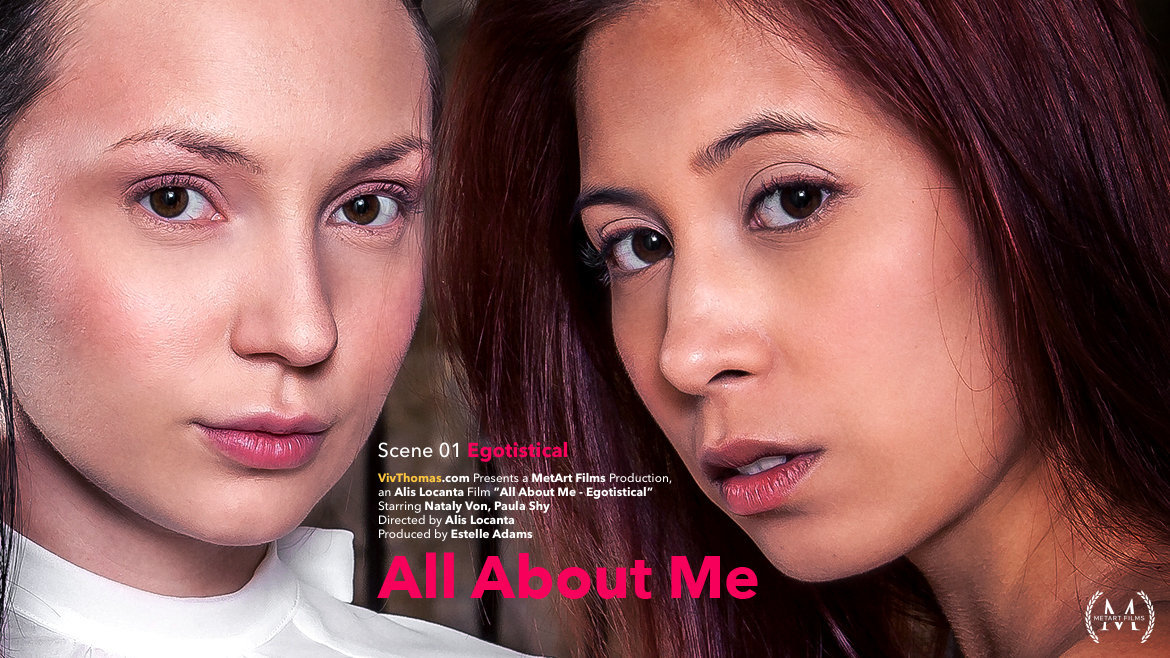 All About Me Episode 1 - Egotist