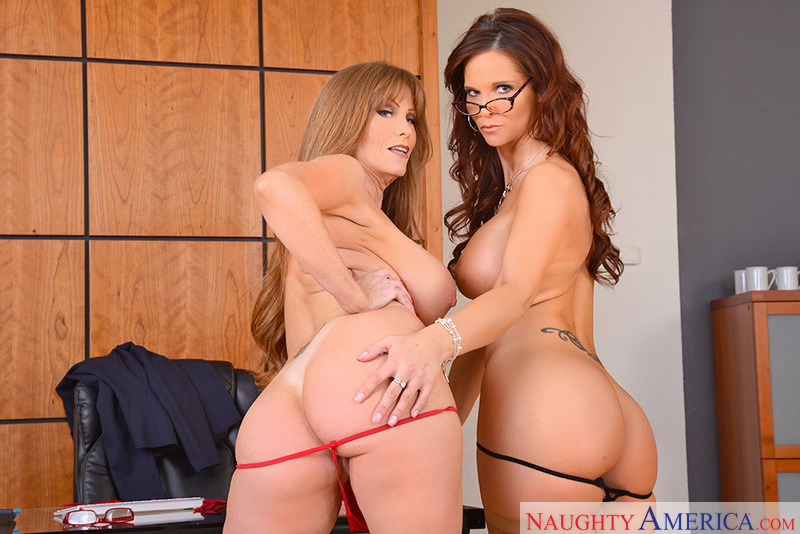 Naughty Office - Darla Crane & S