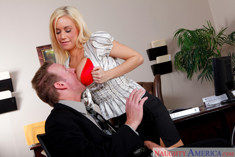 Naughty Office - Mariah Madysinn