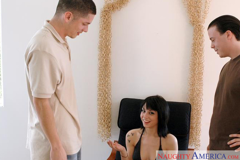 Neighbor Affair - Riley Mason &