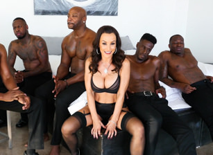 BTS-Lisa Ann's Black Out #03