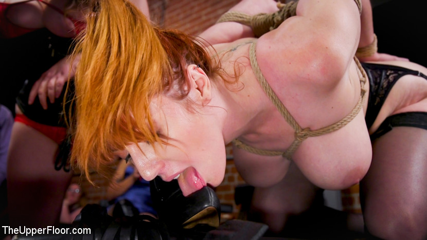 Babe BDSM Swinger Becomes Sexual