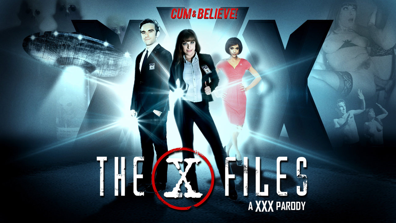 The X-Files: A XXX Parody