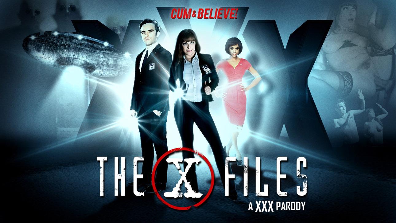 The X-Files: A XXX Parody Scène 1