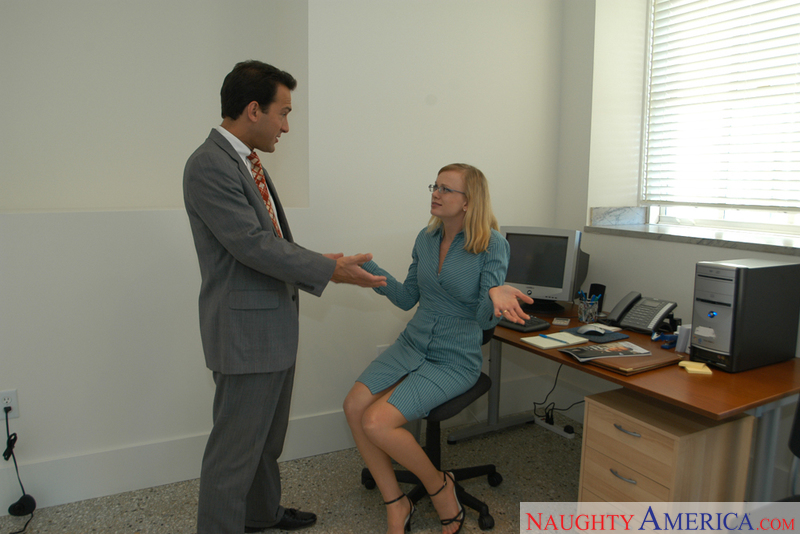 Naughty Office - Hayley Rivers &