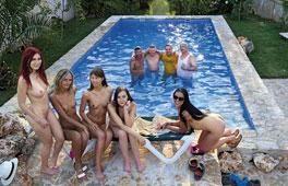 Unsere Geile Sommer Orgie Szenen