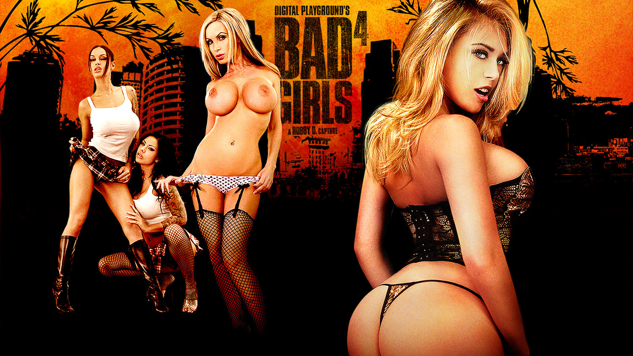 Bad Girls 4 Scène 1