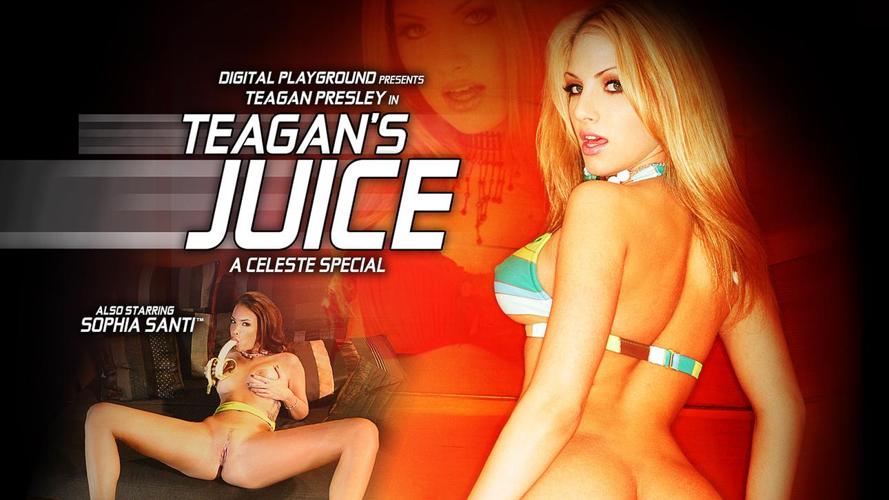 Teagan's Juice Scène 1