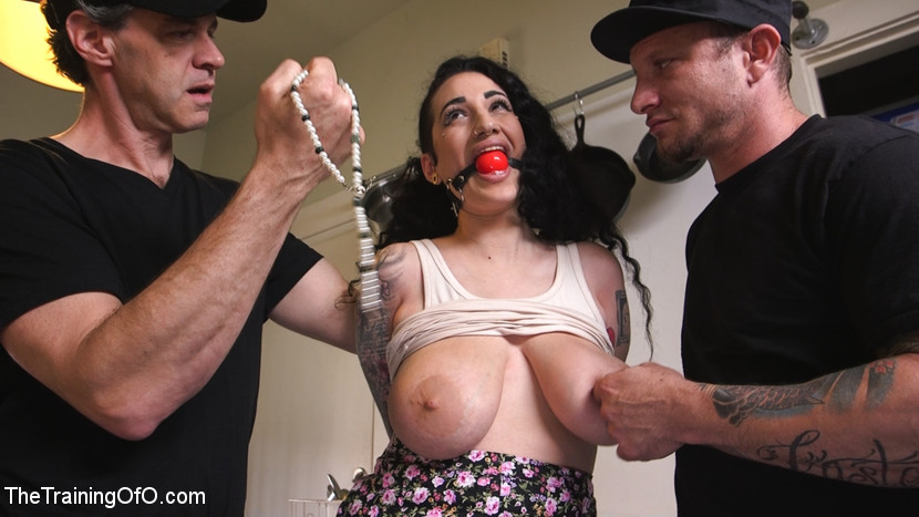 Domestic Training: Arabelle Raph