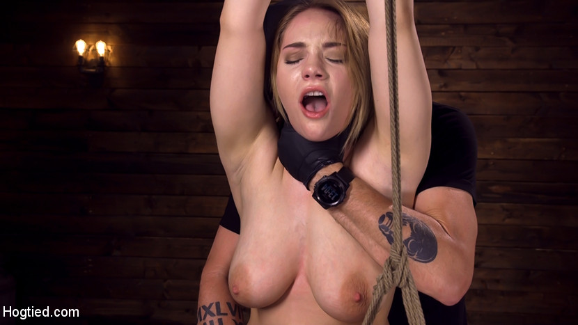 Making Bondage Dreams Cum True -
