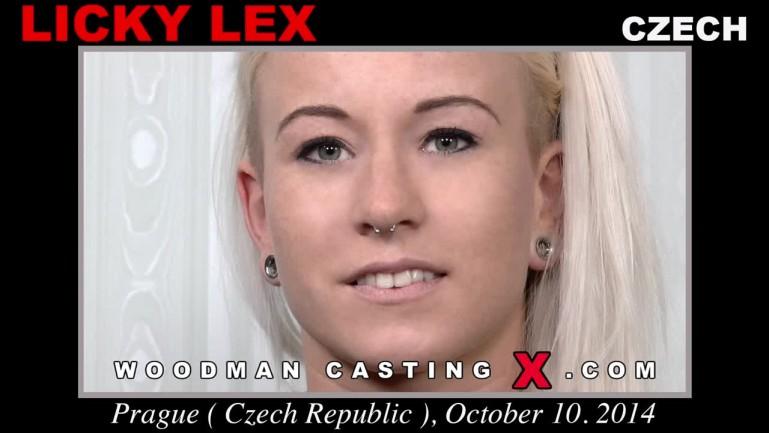 Licky Lex casting