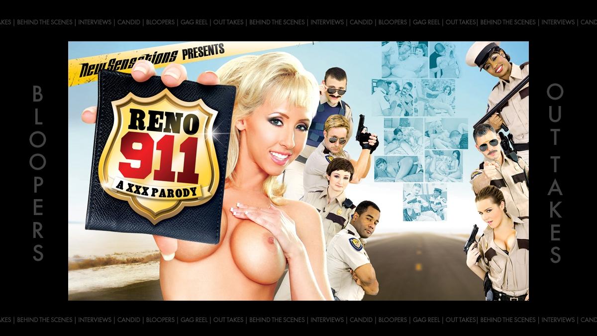 Reno 911 - Bloopers Scène 1