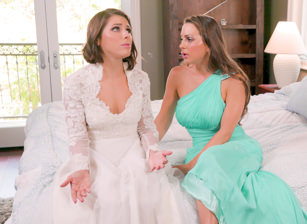 Holy Matri-Moly!: Wet Wedding