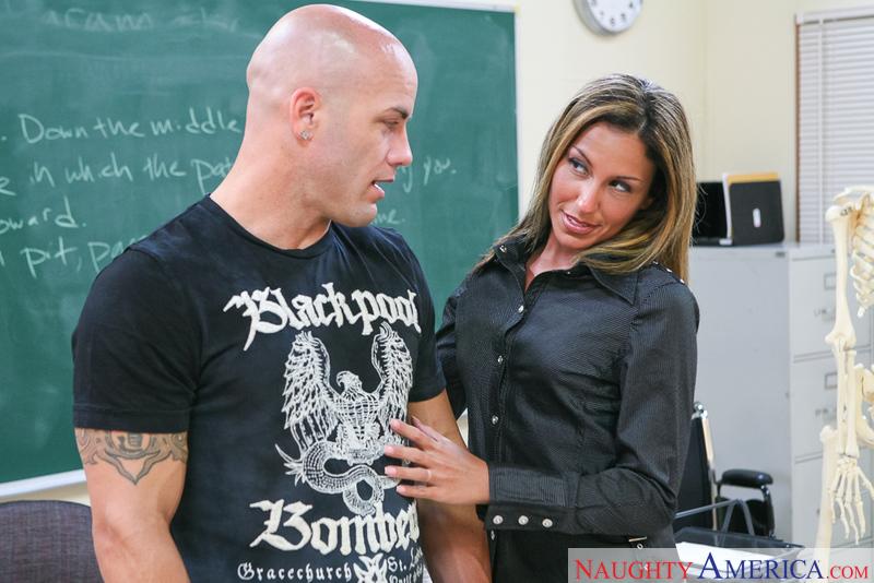 My First Sex Teacher - Adriana D