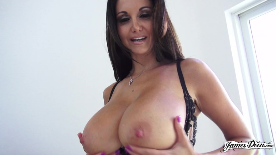 Ava Addams Plays With Her Big Bo
