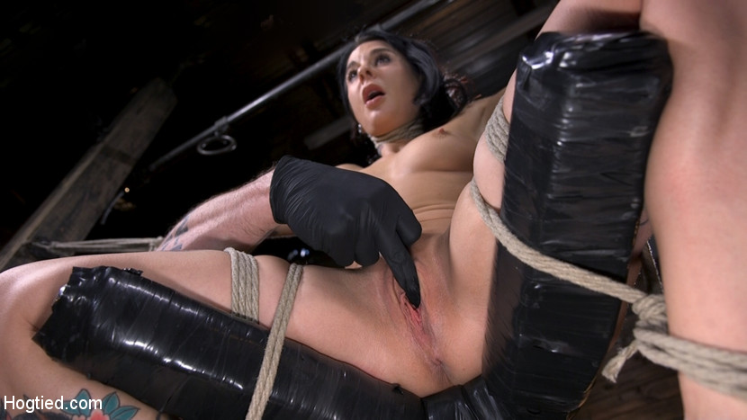 Joanna Angel Submits to The Pope