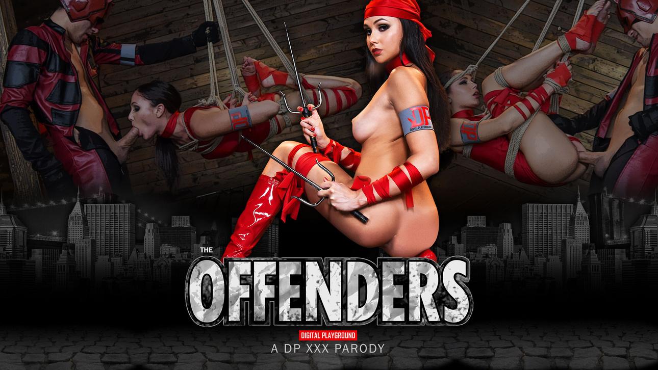 The Offenders: A DP XXX Parody Scène 1