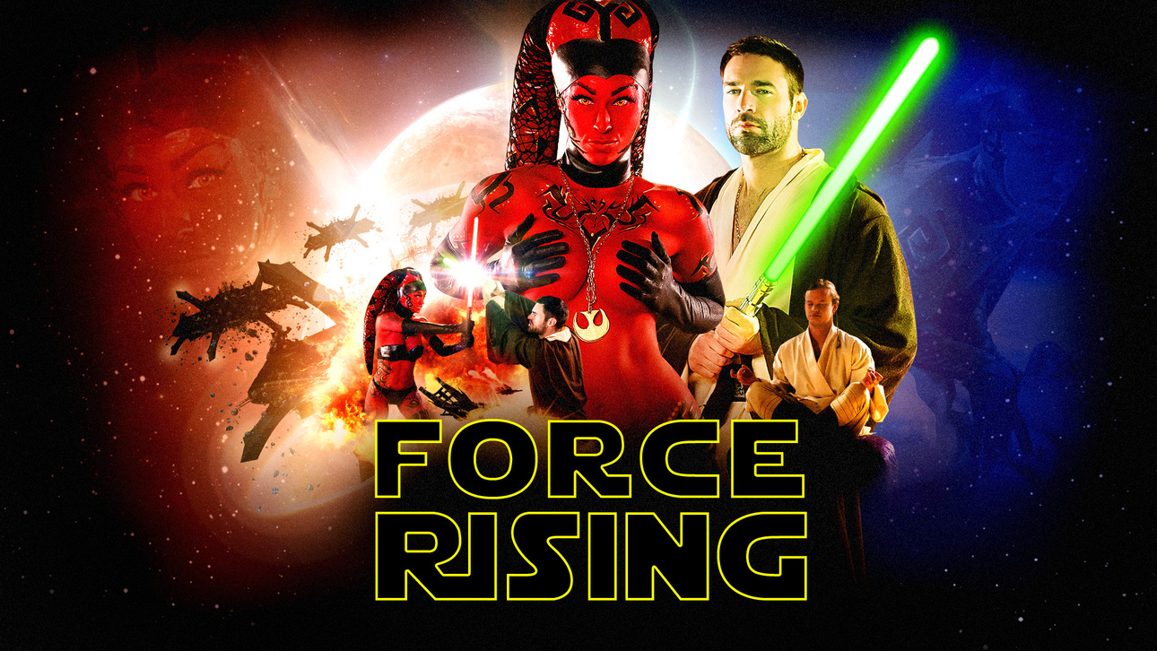 Watch Star Wars Force Rising Onl