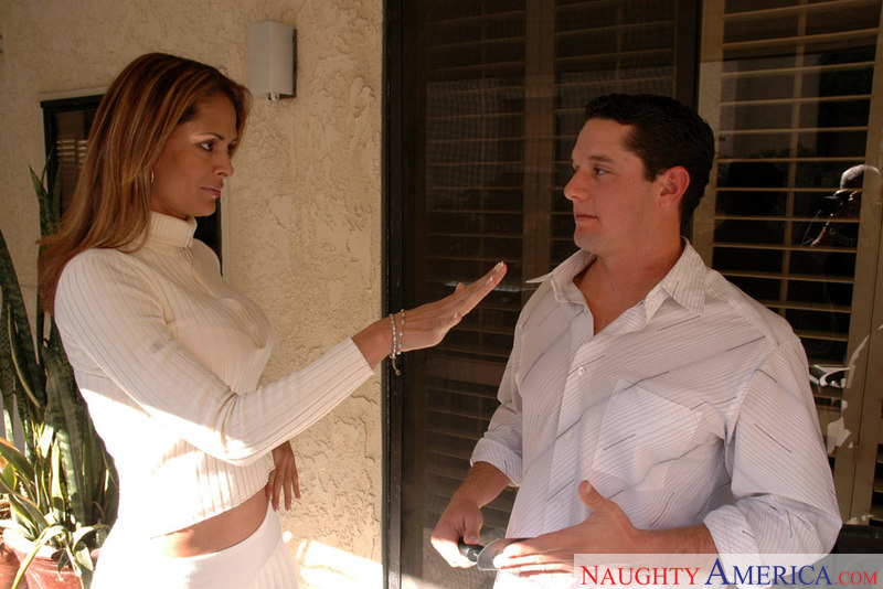 Latin Adultery - Monique Fuentes