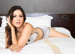 Teasing In Bed