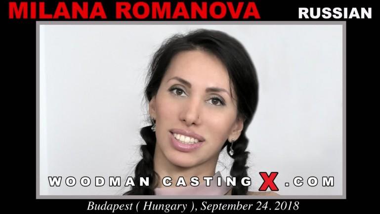 Milana Romanova casting