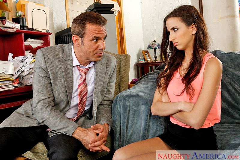 Naughty Bookworms - Belle Knox &