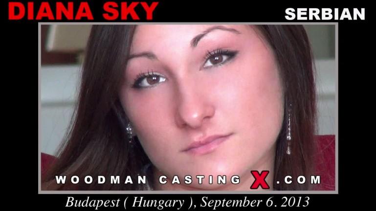 Diana Sky casting