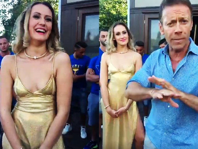 Rocco Siffredi Hard Academy Backstage #2, part 10 Escena 10