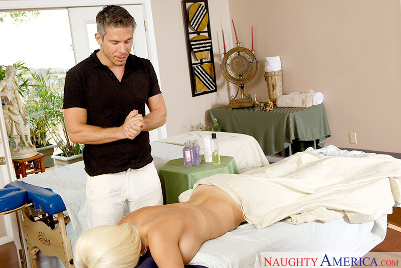 My Naughty Massage - Jacky Joy &