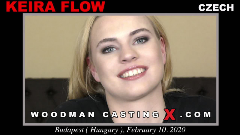Keira Flow casting
