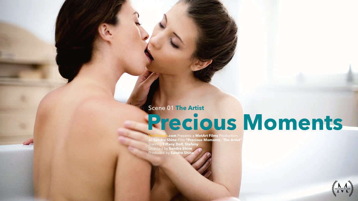 Precious Moments Episode 1 - The Artist Scène 1