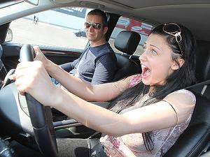 Driving school Scène 1