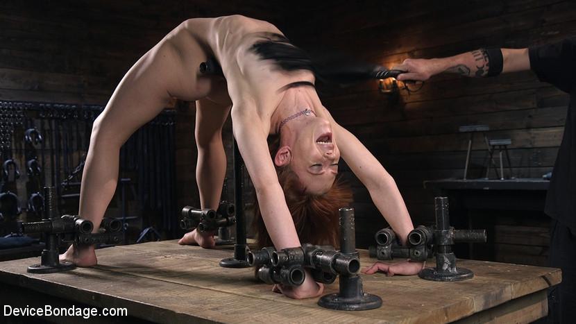 Petite Slave Alexa Nova Locked i