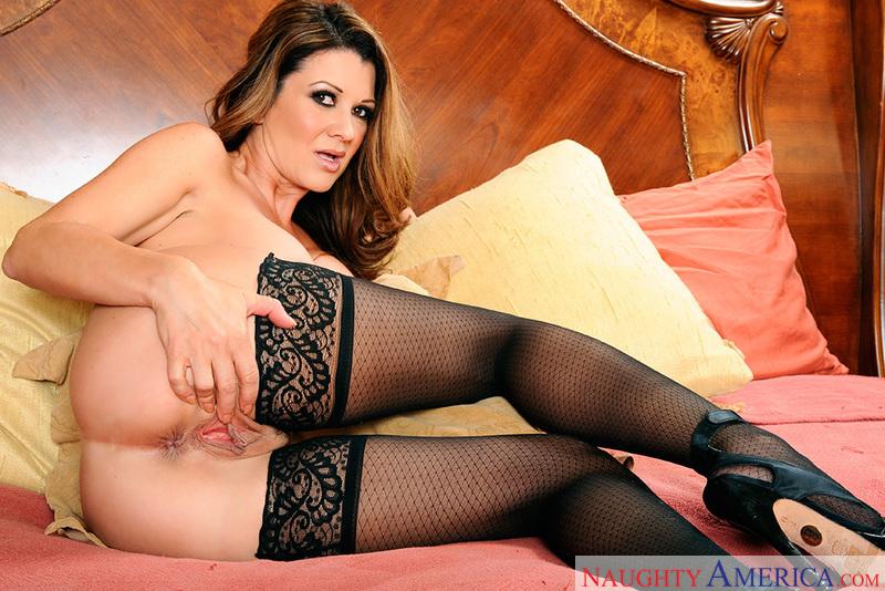 My Friend's Hot Mom - Raquel DeV