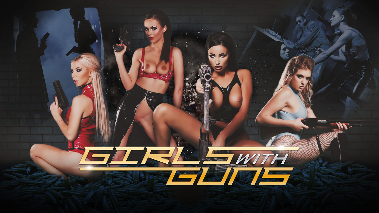 Girls with Guns Scène 1