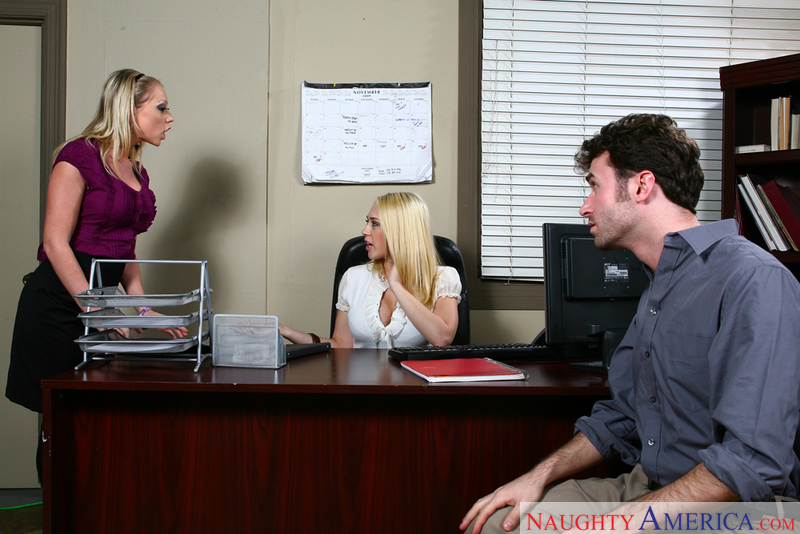 Naughty Office - Shawna Lenee &